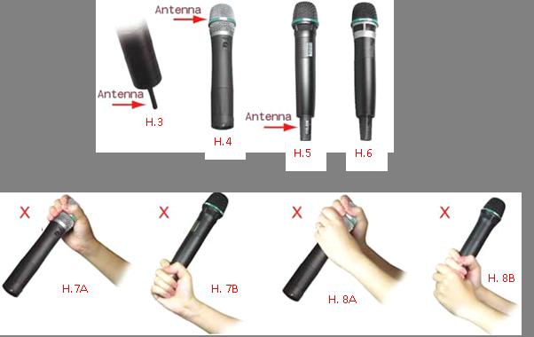 mic không dây